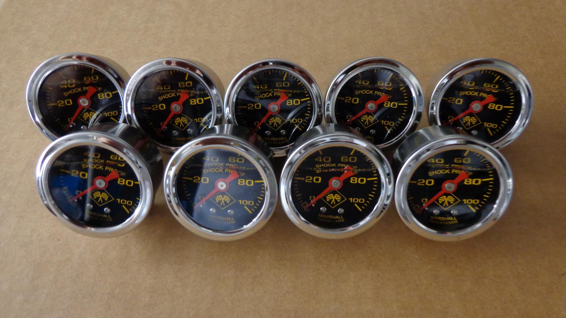 Oil Pressure Gauge CB750 CB650 CB550 CB500