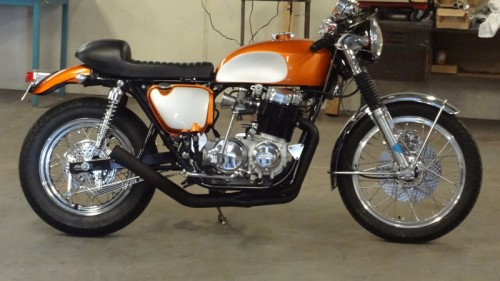 the cosmic cafe – carpy's cafe racers
