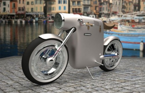 gas- electric cafe racer – carpy's cafe racers