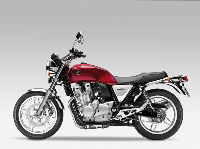 honda unveil their new cafe style retro ride – carpy's cafe racers