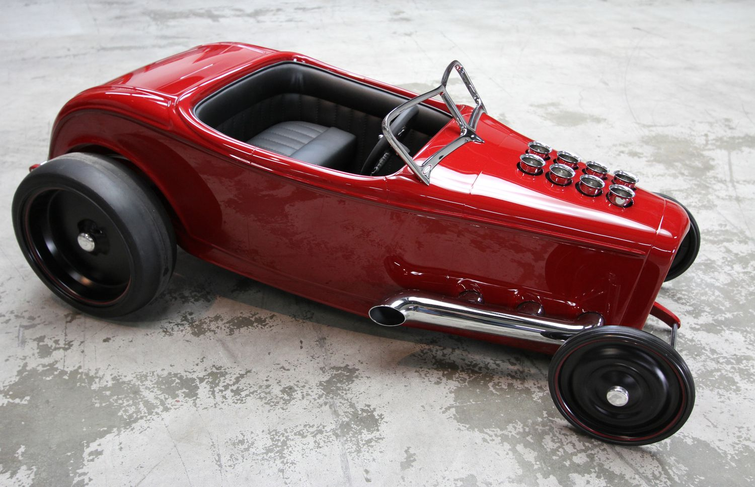 Vintage Pedal Cars Are Always Awesome To Check Out Carpy S Cafe Racers