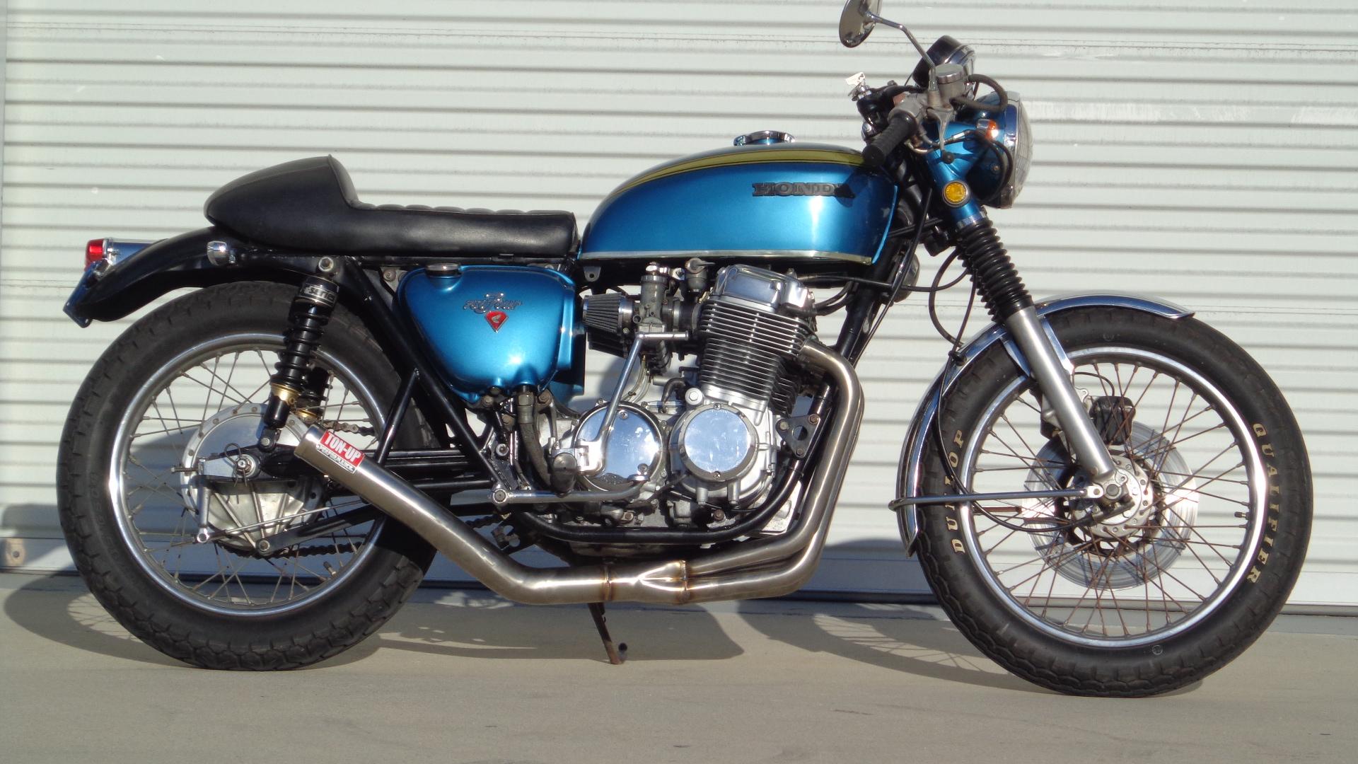 1971 CB750 CAFE RACER FOR SALE 4000