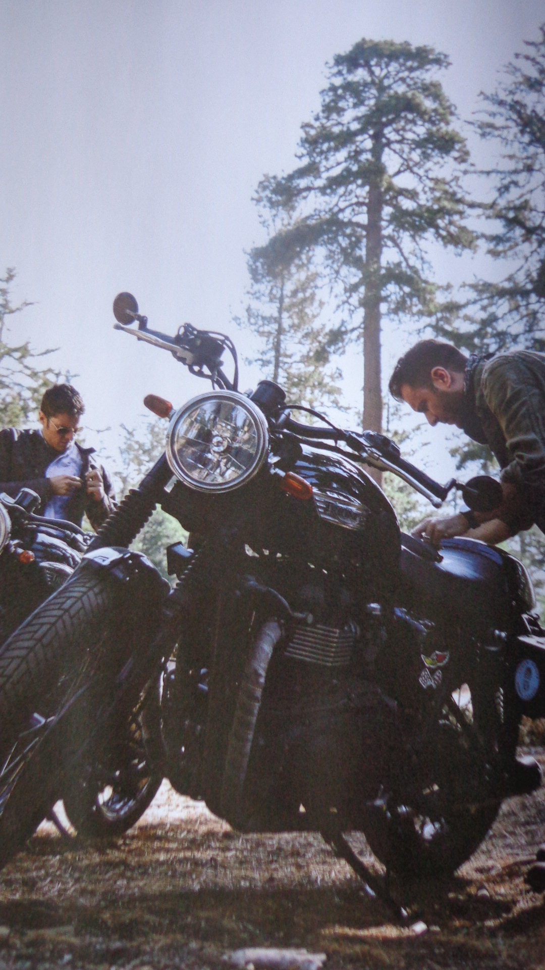 iron air magazine issue 12 carpy s cafe racers its a photographic essay by the blood brothers